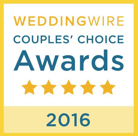 Wedding Wire Choice Award 2016