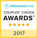 Wedding Wire Choice Award 2017